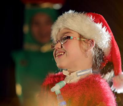 Experience the #MagicOfChristmas