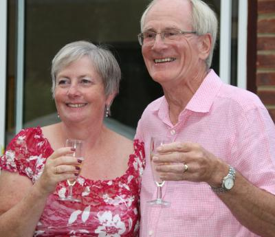 Michael and Yvonne's Story – supported by Phyllis Tuckwell