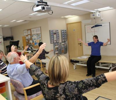 Phyllis Tuckwell offer offer Adapted Tai Chi classes
