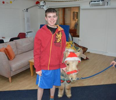 George's Story – Supported by Shooting Star Children's Hospices