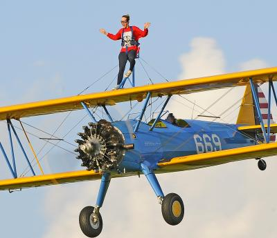 Take to the Skies for Phyllis